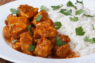 Fileto pule Tikka Masala