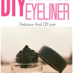 DIY Eyeliner with Coconut Oil