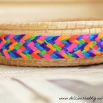 Hand Woven Basket Makeover