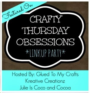 crafty thursday obsessions features