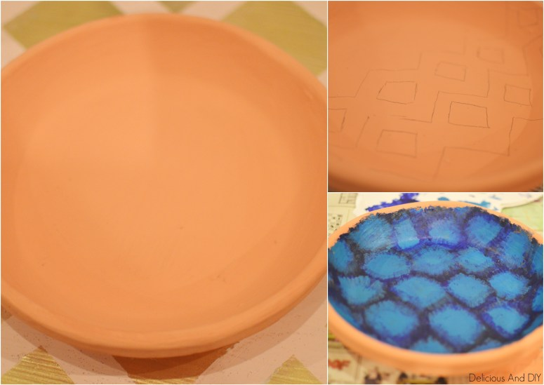 Hand Painted Bowl Makoever