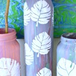 DIY Bottle Makeover Ideas