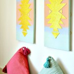 DIY Southwestern Wall Art