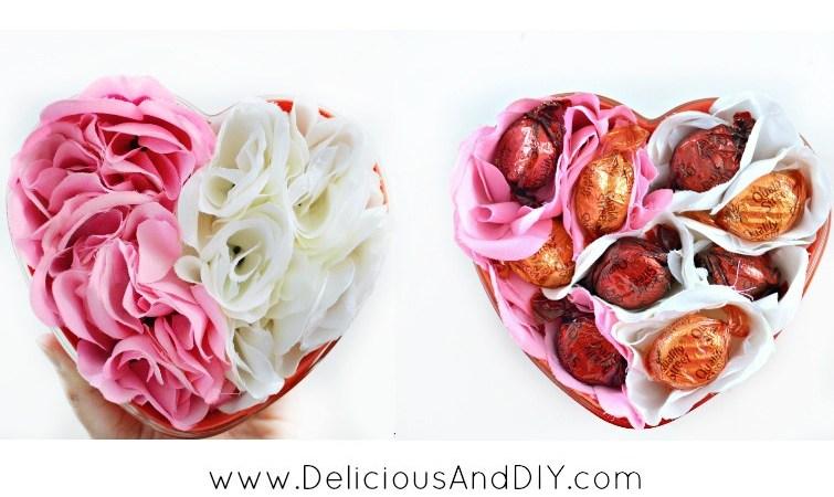 Flower Heart Bowl