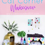 Cat Corner Makeover