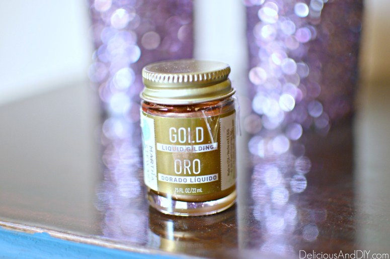 Liquid Gold Gilding