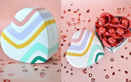 valentine day gift box ideas