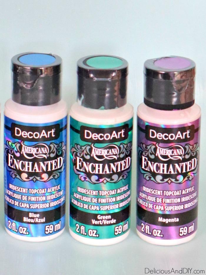 enchanted paint colors