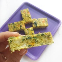 Quinoa Vegetable Frittata