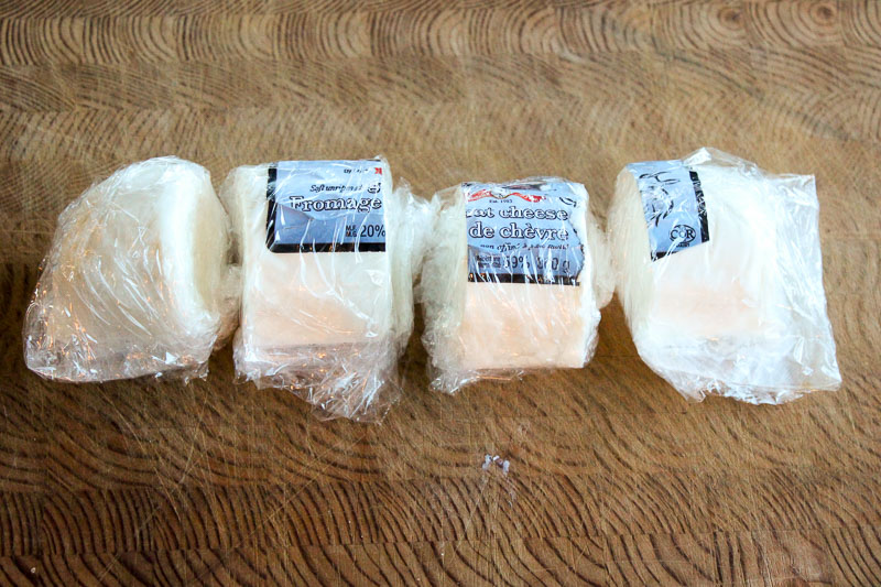 Do you love goat cheese but find it too expensive to buy regularly? Or maybe you buy a package, enjoy some and then find the rest in a slimy mess a few weeks later. If this sounds like you, you need to know that you can FREEZE goat cheese!