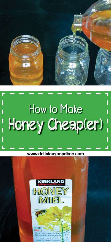 There are so many reasons to want to use honey, but it can be expensive! Learn how to make honey cheap(er), save money on groceries and have a pantry full of honey to sweeten up your cooking.