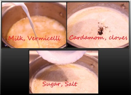 Kheer Ingredients | Easy | Delicious Sweet Aroma