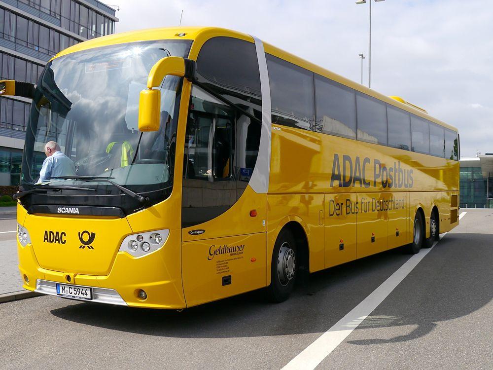 ADAC Postbus Busreisen
