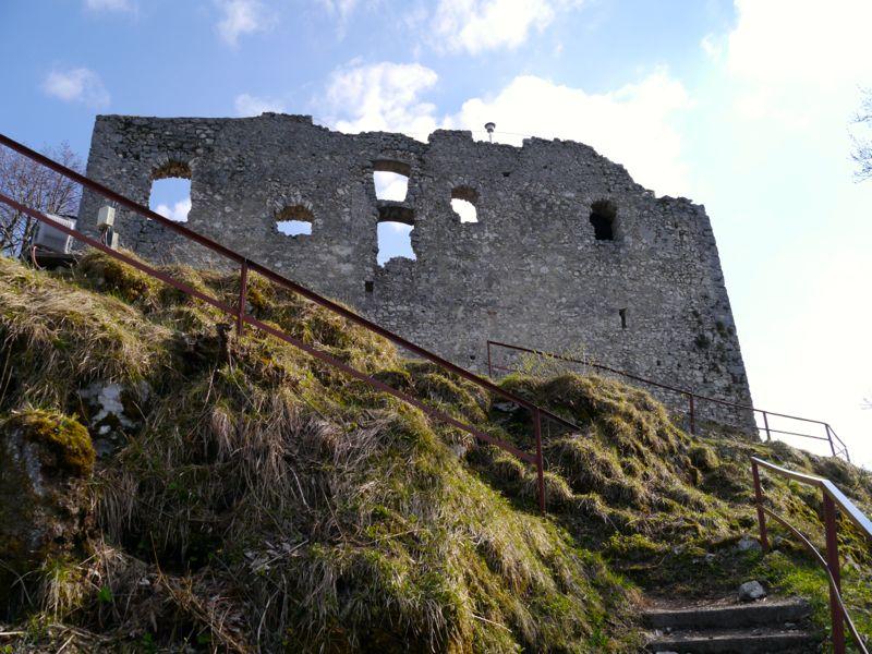 Ruine auf dem Falkenstein, Pfronten