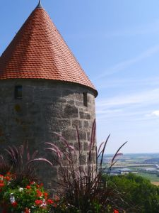 Nachtwächterturm in Waldenburg