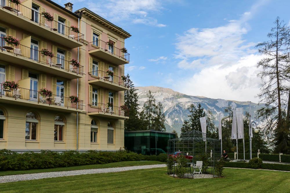 Hotel Waldhaus Flims