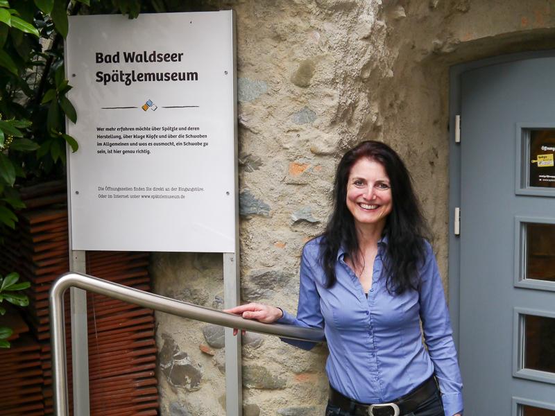 Heidi Huber, Spätzlemuseum