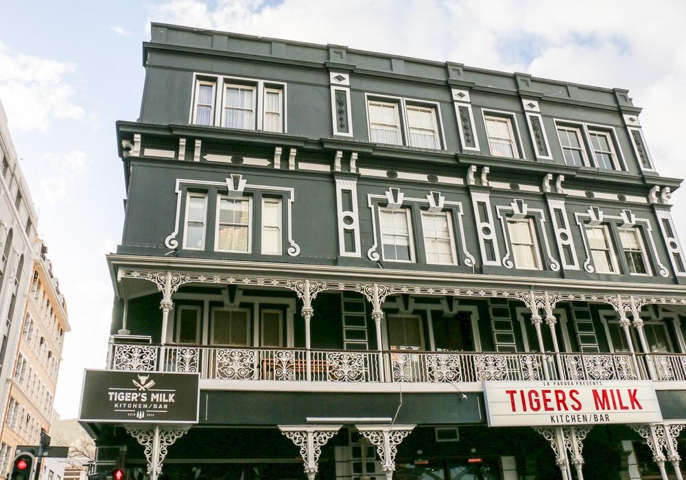Longstreet, Kapstadt