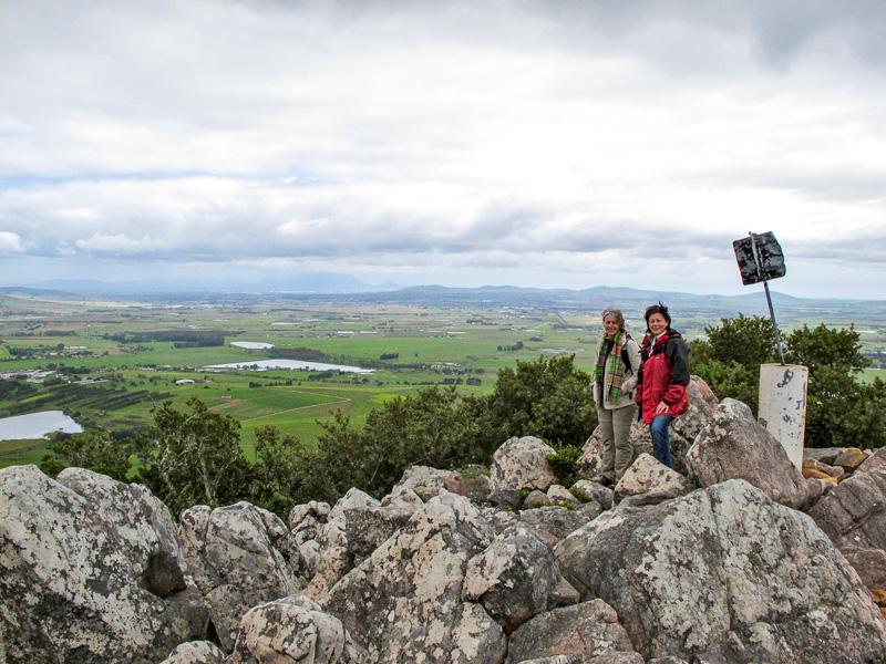 Delvera Vineyard Trail