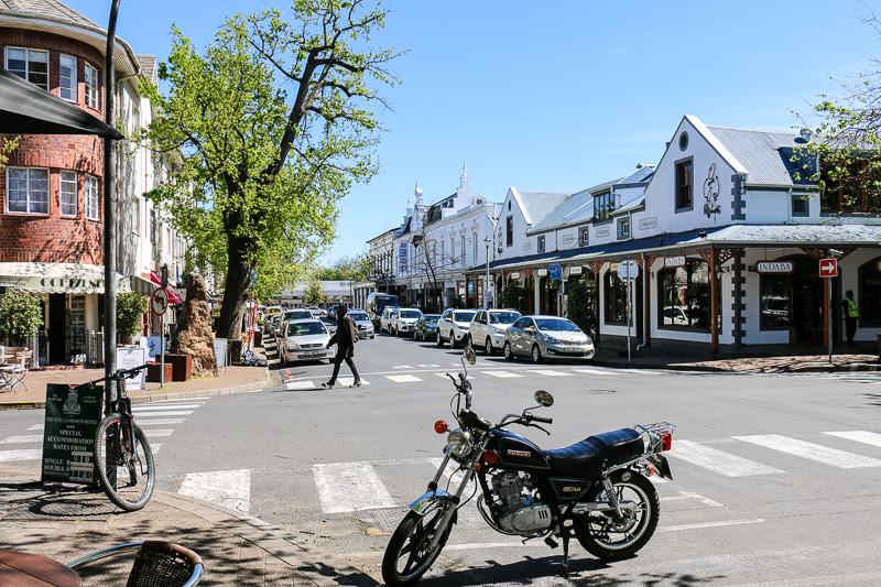 stellenbosch zentrum
