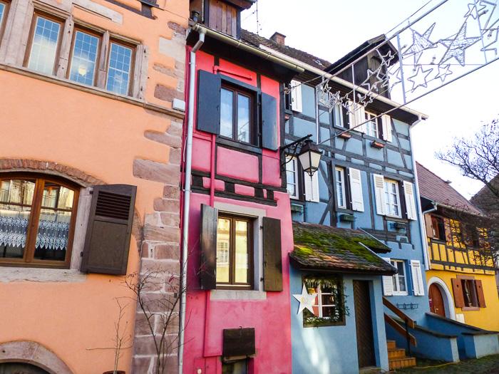 Bergheim Häuser