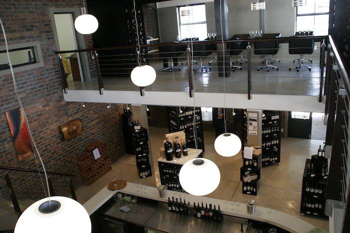 Verkosten wie beim Winzer: Bottelary Hills Wine Centre