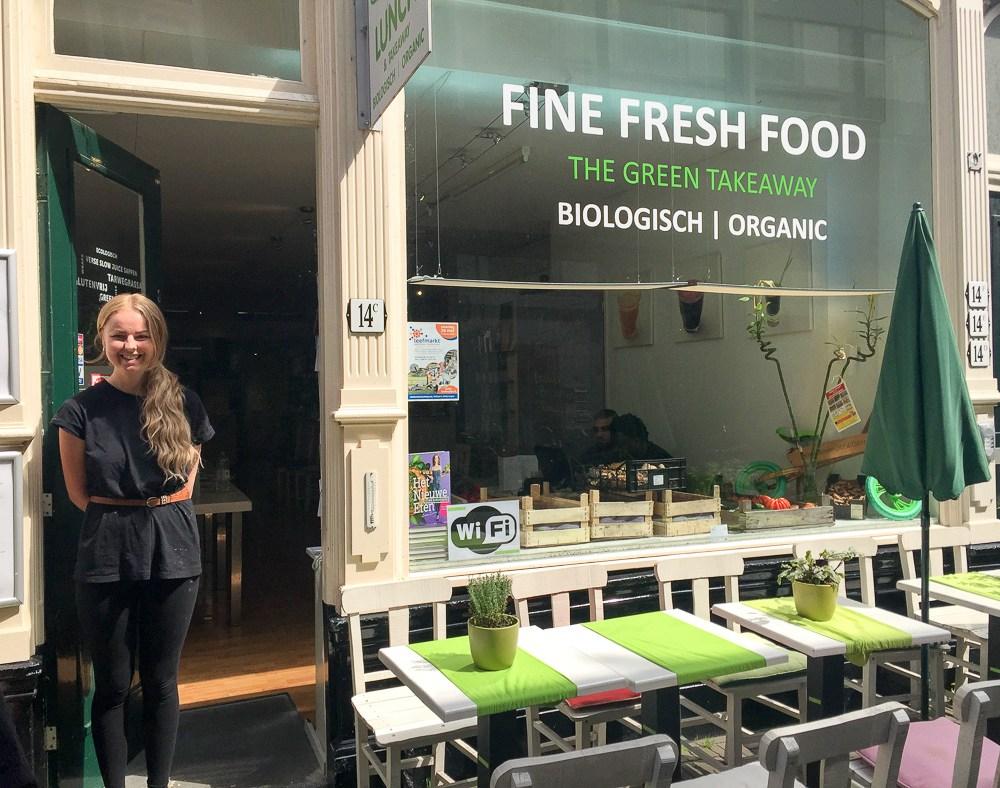 Fine Fresh Food in Den Haag
