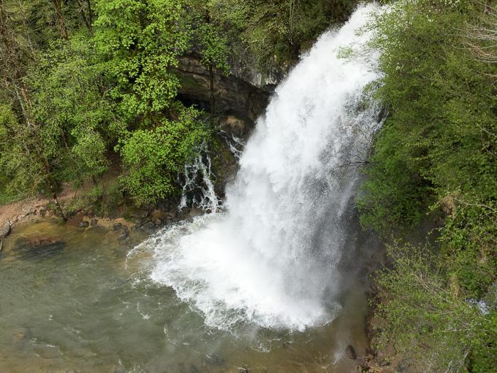 Cascade Giraut