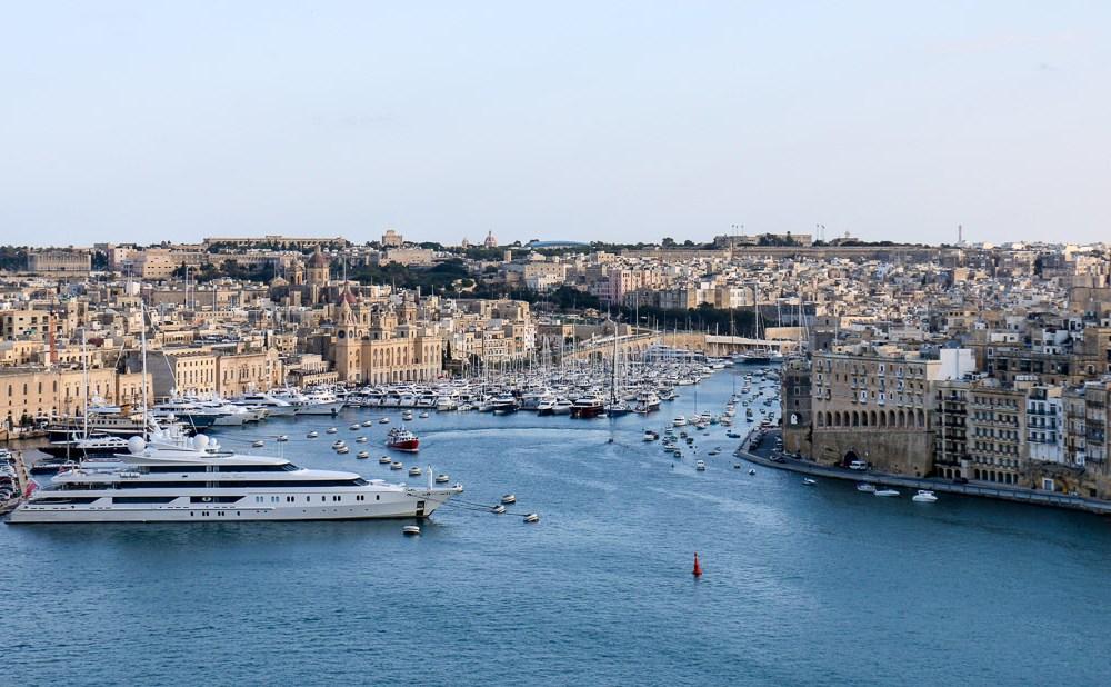 Valletta. Eine Stadt erfindet sich neu.