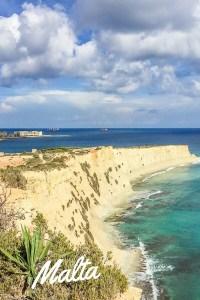 Aussichtsreiche Wanderung zwischen den beiden Fischerdörfern Marsaskala und Marsaxlokk entlang unberührter Küsten durch das ländliche #Malta.