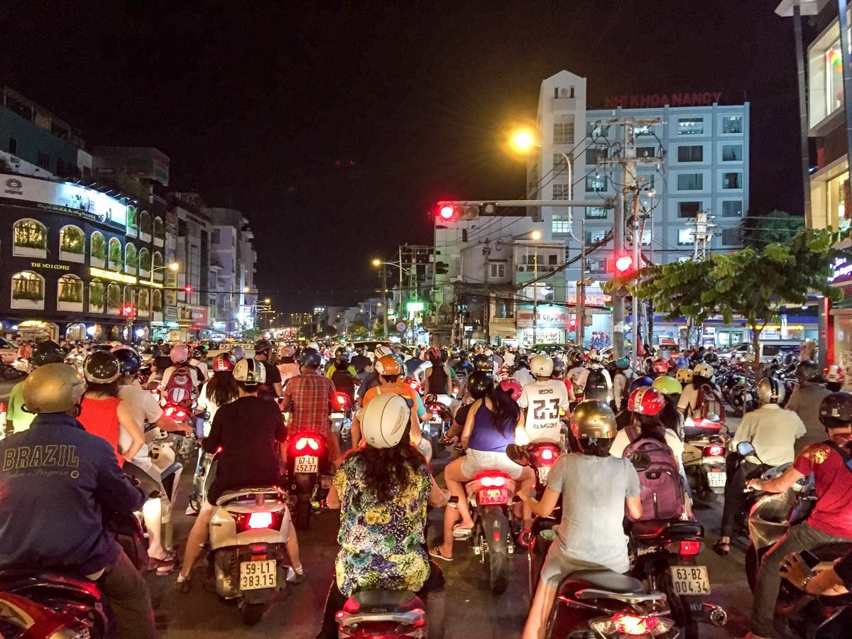 Food-Tour: Nächtliche Eskapaden in Saigon