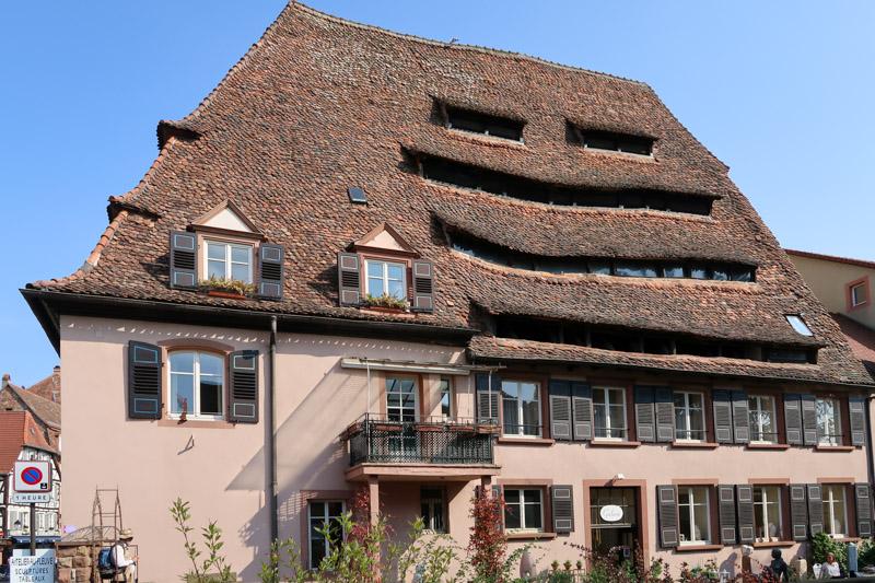 Maison de Sel in Wissembourg