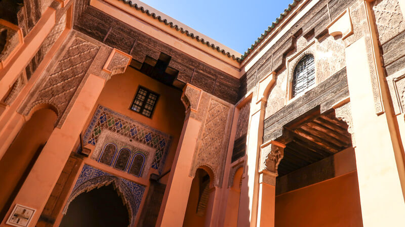 Innenhof Riad