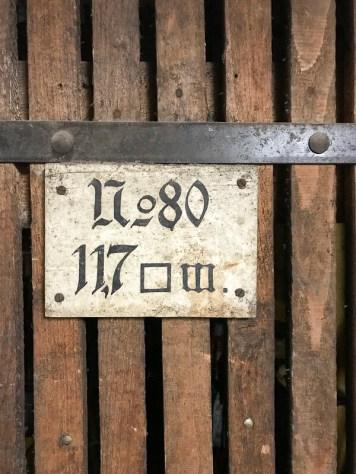 Unterirdisch: Die Keller sind noch im Originalzustand von vor hundert Jahren