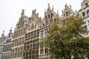Marktplatz von Antwerpen
