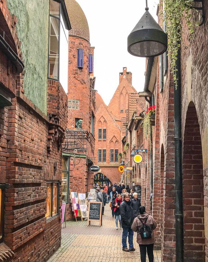 Böttcherstraße Bremen