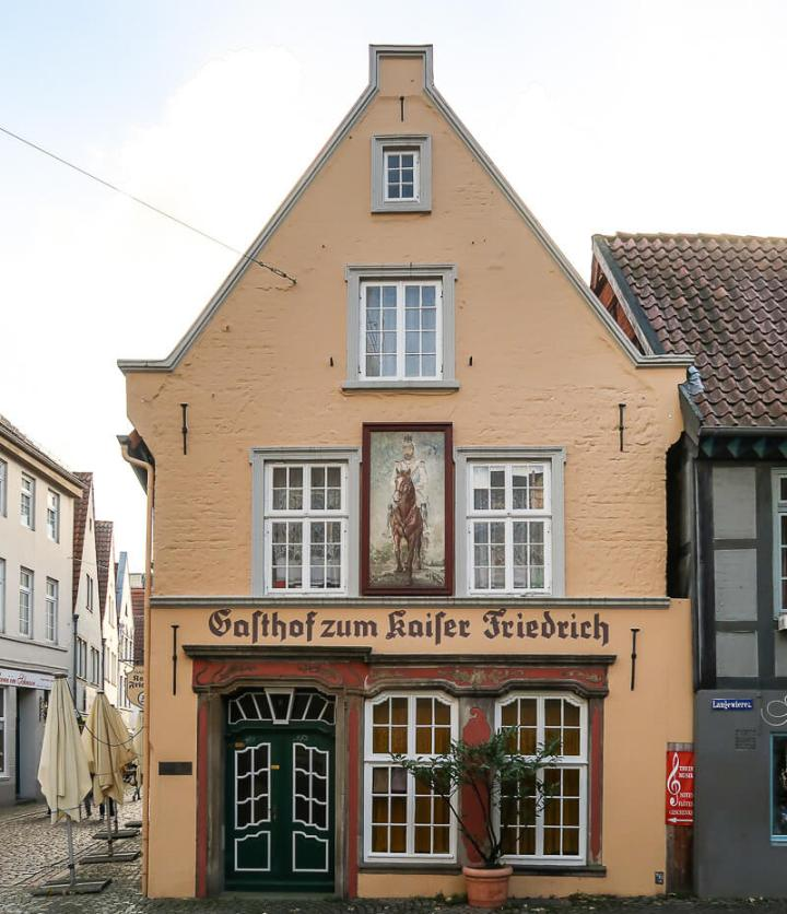 Gasthaus Kaiser Friedrich im Schnoor