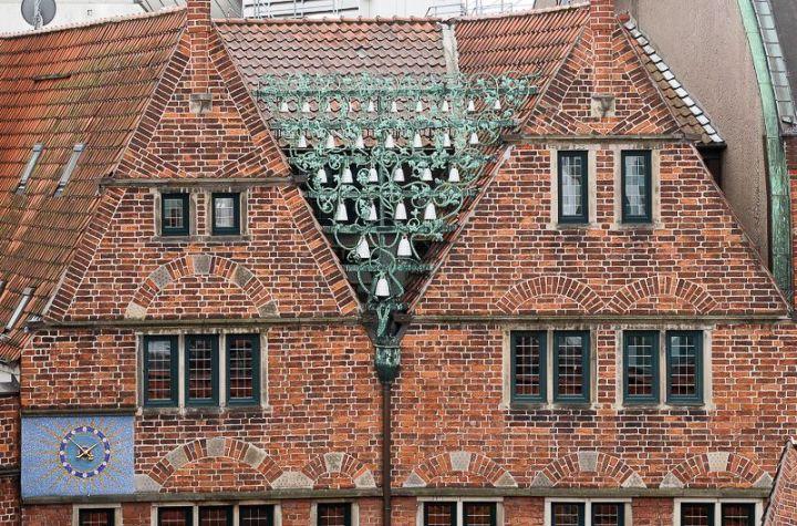 Glockenspiel in der Böttcherstraße
