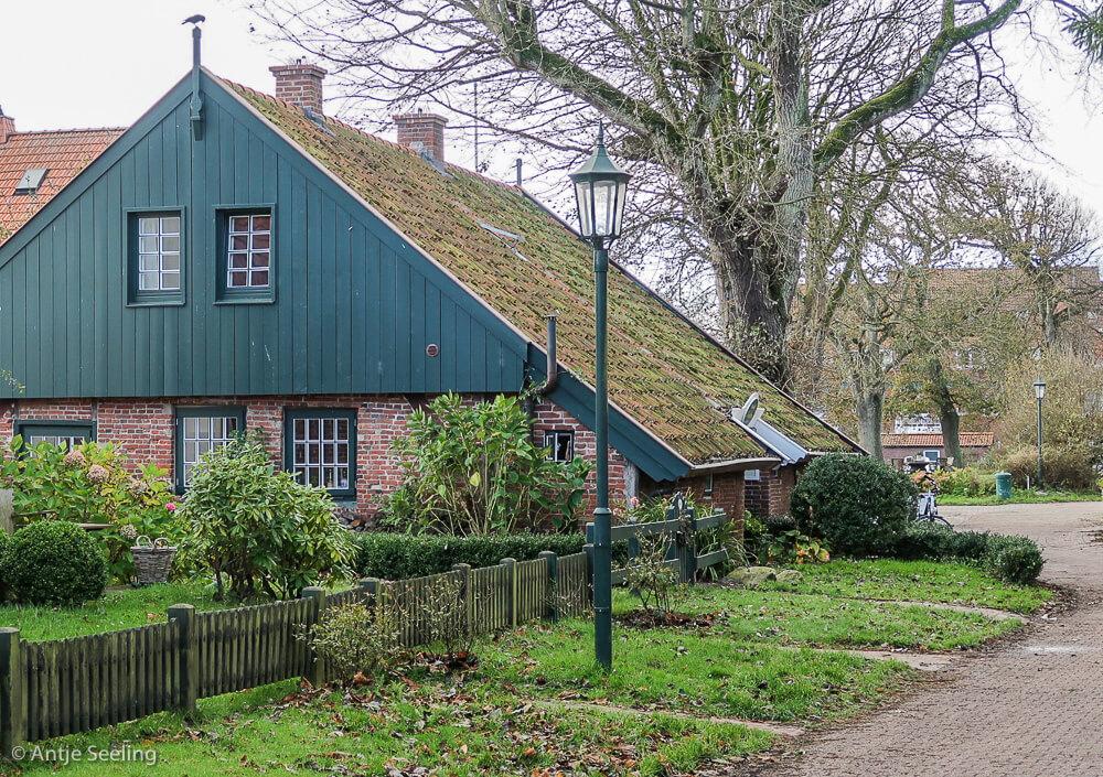 ältestes Haus auf Spiekeroog