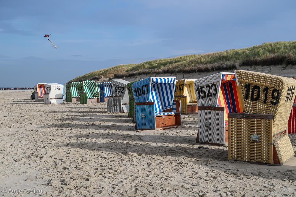 Strand auf Langeoog