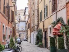 Gasse in Trastevere