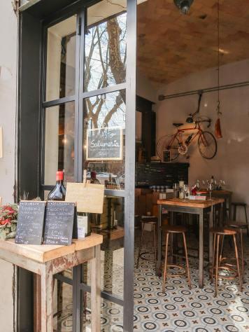 Masto – Salumeria und Bar in Testaccio