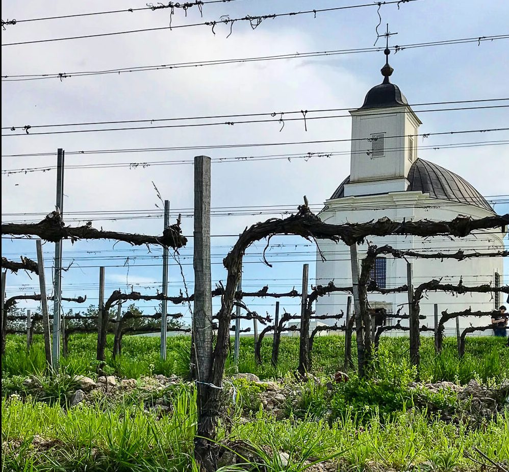 Weinbergkapelle in Tokaj