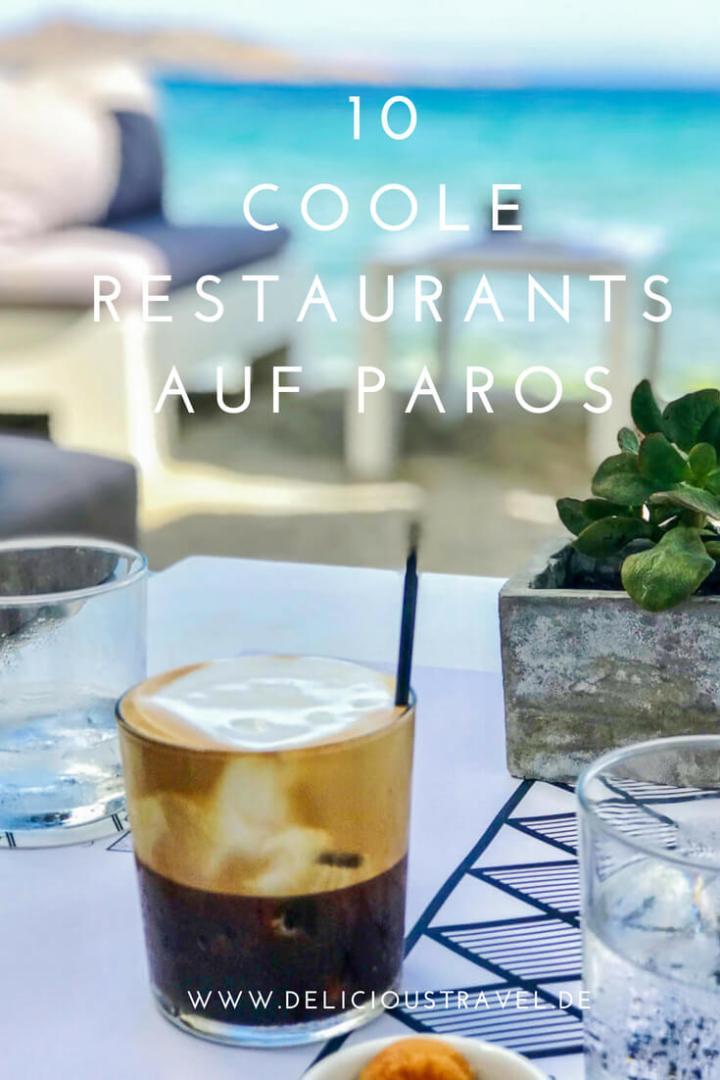 #Restaurant #Tipps #Paros
