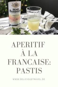 Pastis Henri Bardouin #aperitif #frankreich #anis