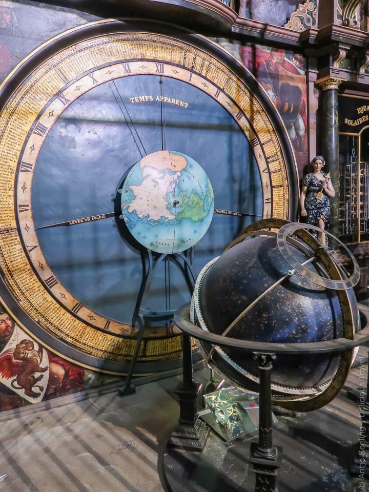 Astronomische Uhr im Strasbourger Münster