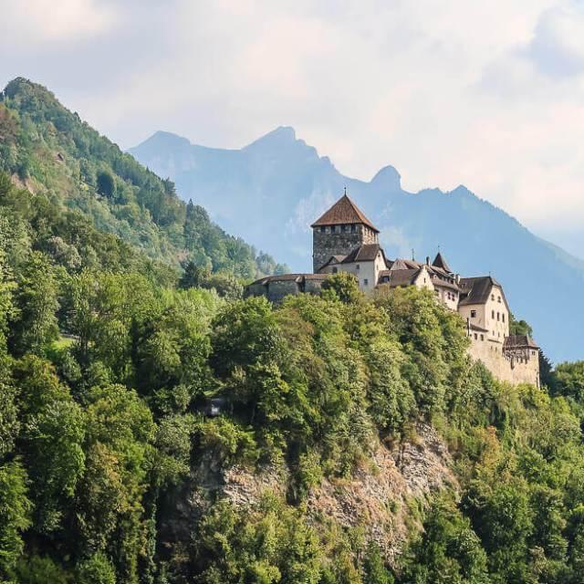 Fürstliche Momente in Vaduz