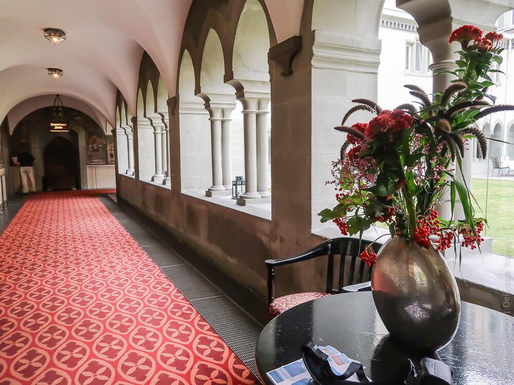 Klostergang Steigenberger Inselhotel Konstanz