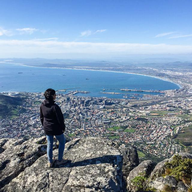 Ein perfekter Tag in Kapstadt