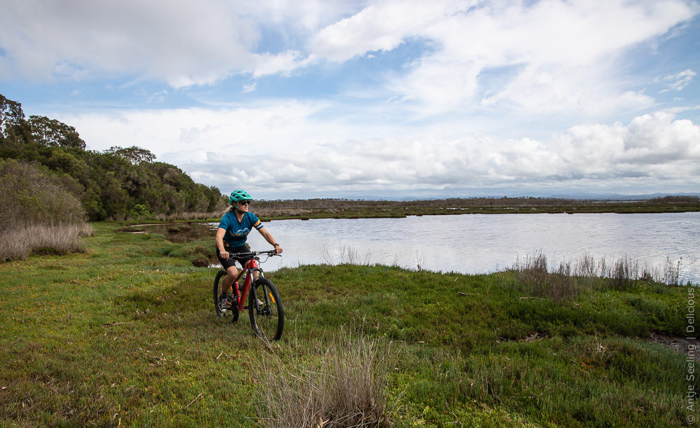Radtour an den Gippsland Lakes
